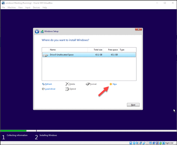 install windows 11 virtual box 10 png