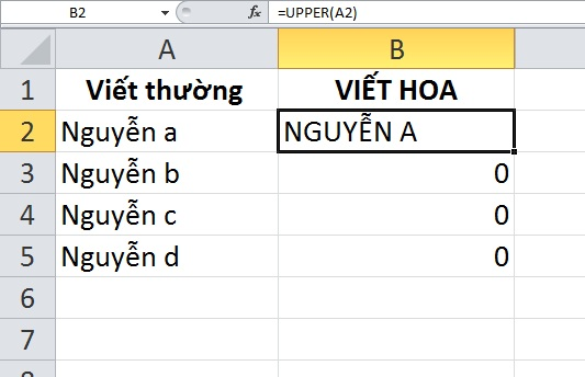 chuyen doi chu thuong thanh chu in hoa trong word excel 11 jpg