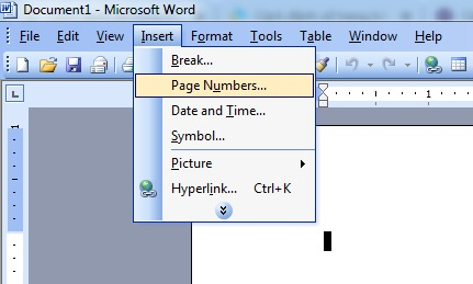 cach danh dau so trang bo trang dau trong word 1 jpg