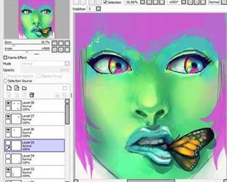 Cách chuyển ảnh màu sang đen trắng bằng Paint trên máy tính