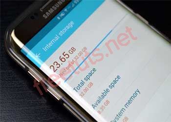 Cách khác phục lỗi không đủ dung lượng trên Android