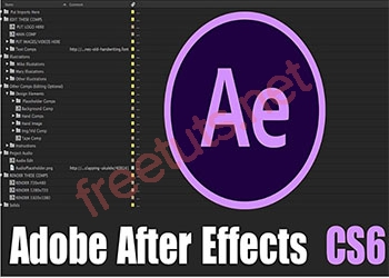Download After Effect CS6 Full Active Free 100%