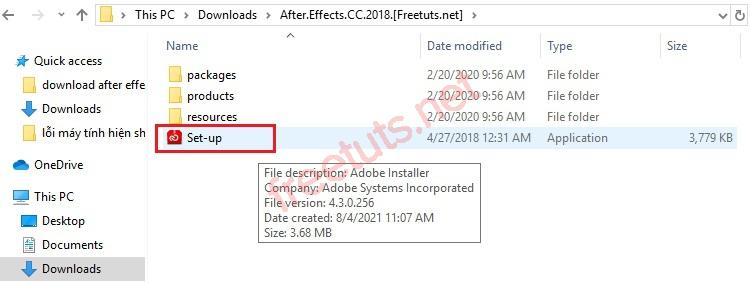 download after effect 2018 huong dan cai dat 1 jpg
