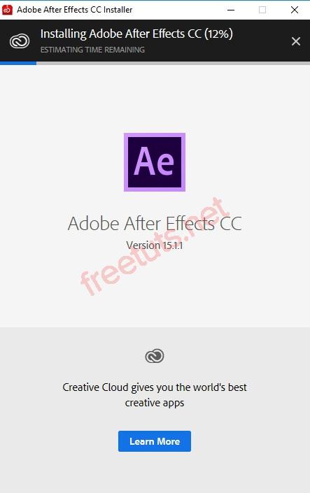 download after effect 2018 huong dan cai dat 2 jpg