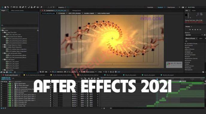 download after effect 2021 huong dan cai dat 10 1  JPG