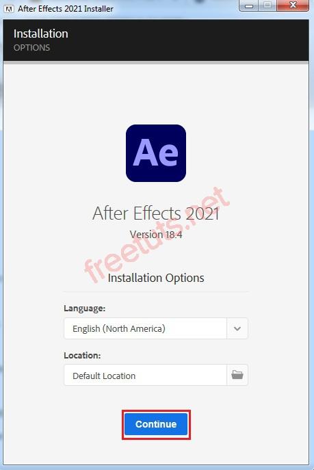 download after effect 2021 huong dan cai dat 5 jpg