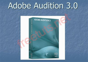 Download Adobe Audition 3.0 Full Active Miễn Phí