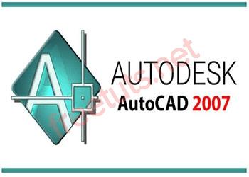 Download AutoCAD 2007 [32bit + 64bit] Active Vĩnh Viễn