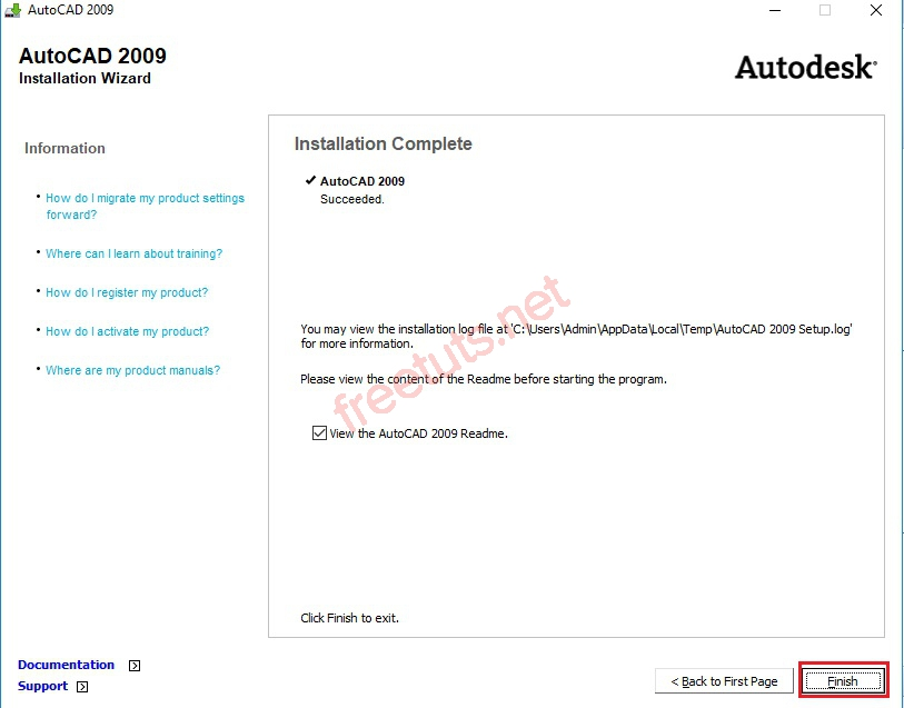 download autocad 2009 full 32bit 64bit full huong dan cai dat 10 jpg