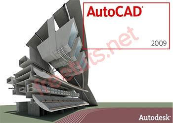 Download AutoCAD 2009 Full 32bit và 64bit Cr@ck vĩnh viễn