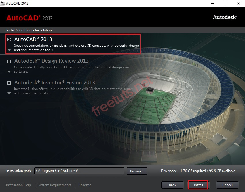 download autocad 2013 full 32bit 64bit huong dan cai dat 5 jpg
