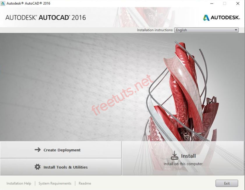 download autocad 2016 full active huong dan cai dat 1 JPG