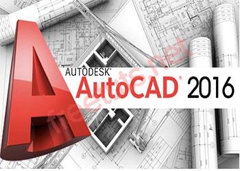 Download AutoCAD 2016 32bit và 64bit Full Active vĩnh viễn