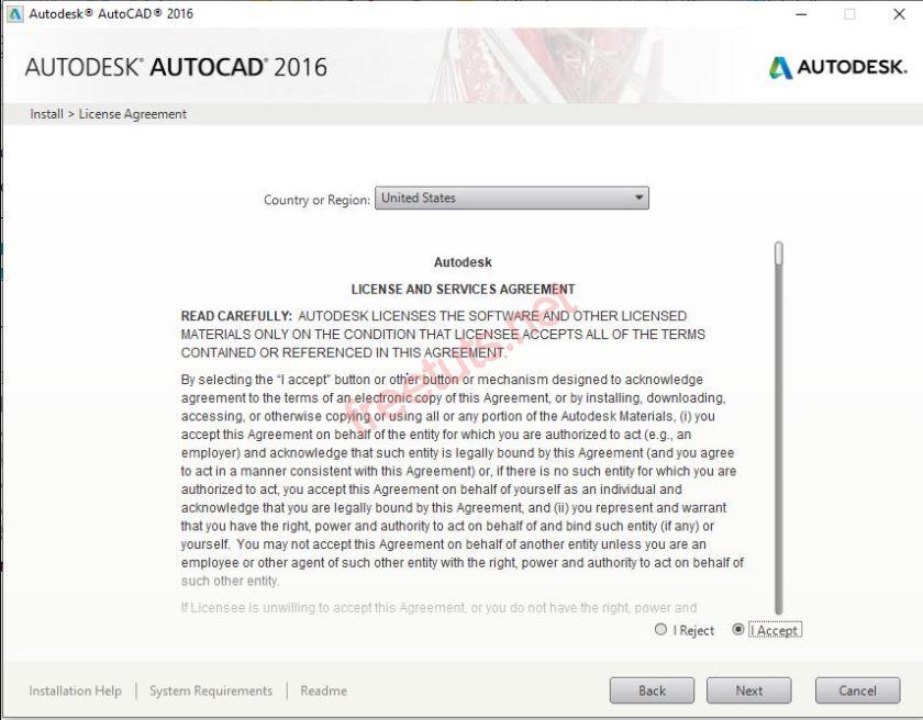 download autocad 2016 full active huong dan cai dat 2 JPG