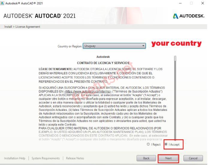 download autocad 2021 full active huong dan cai dat 12 JPG