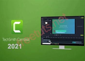 Download Camtasia 2021 full active tự động [Đã test]