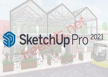 Download SketchUP Pro 2021 full active tự động [Đã test 100%]