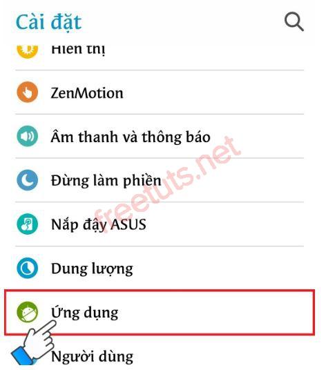 cach lay lai ch play tren dien thoai android 10 JPG