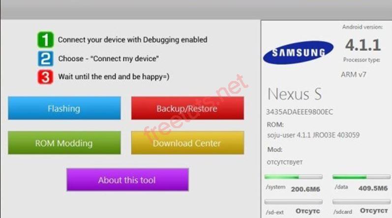 Up ROM trên điện thoại Android