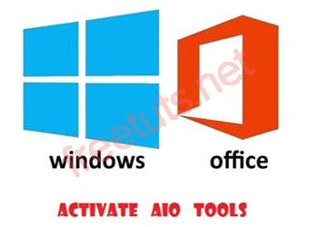 Download AIO Tools - Active Office & Windows mọi phiên bản