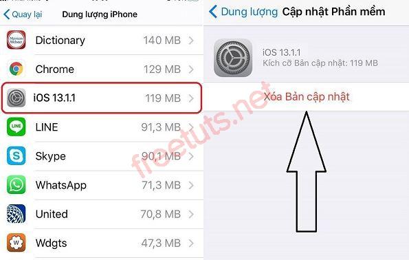 khoi phuc cai dat goc reset iphone 14 JPG