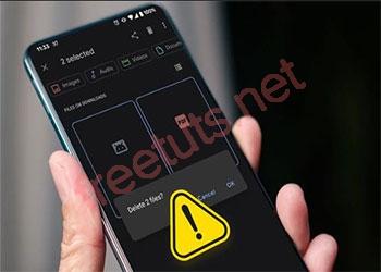 loi khong xoa duoc anh va file trong the nho android 12 jpg
