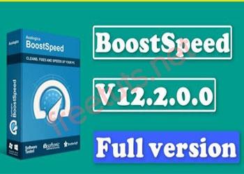 Download Auslogics BoostSpeed v12.2 2021 full vĩnh viễn