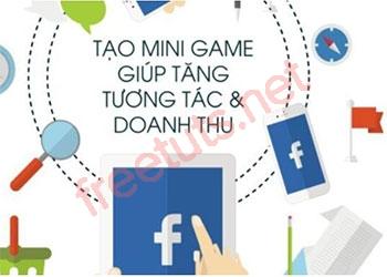 Tổng hợp các mini game hay trên Facebook tương tác cực cao