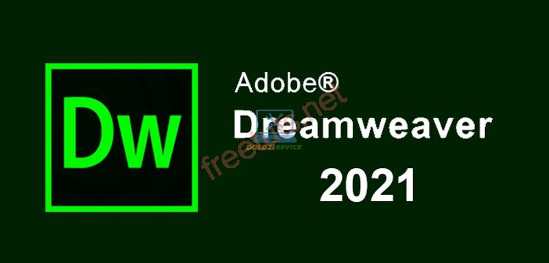 Adobe Dreamweaver CC 2021 jpg