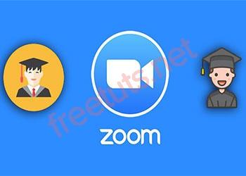 Hướng dẫn cài đặt và sử dụng Zoom để học online