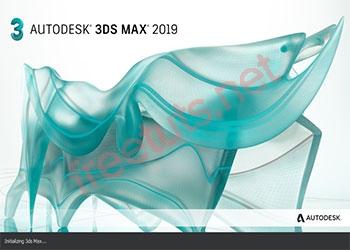 Download 3Ds Max 2019 full active vĩnh viễn [Đã test 100%]