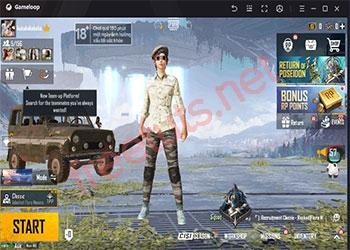 Cách chơi PUPG Mobile trên máy tính PC / laptop
