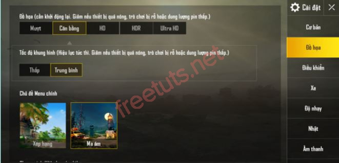 cach giam lag khi choi game pupg mobile 2 JPG