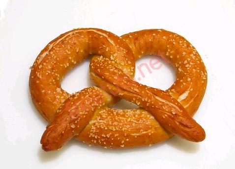 pretzel PNG