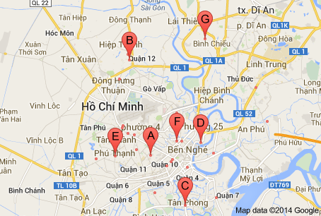 Google Map Marker là gì?