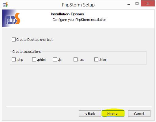 phpstorm ide tot nhat de hoc laravel 4 PNG