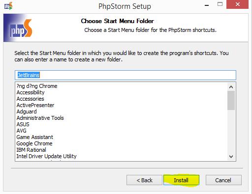 phpstorm ide tot nhat de hoc laravel 5 PNG