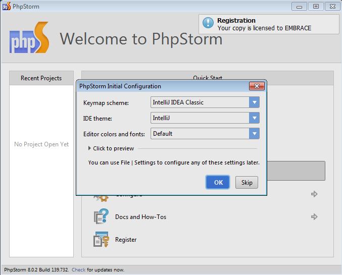 phpstorm ide tot nhat de hoc laravel 9 png