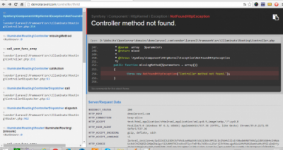 su dung route controller va routere source trong laravel 3 400x213 PNG