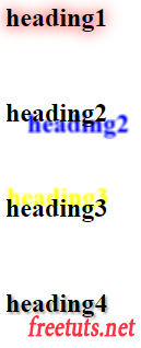 text shadow list png