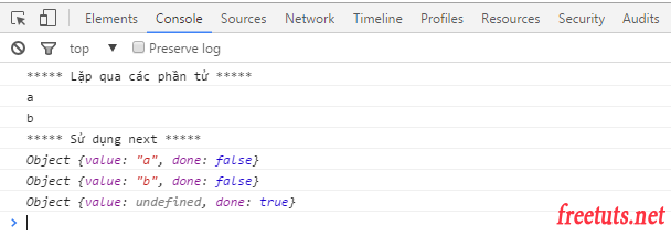 iterators trong javascript 5 png