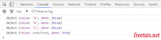 iterators trong javascript png