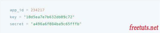 xử lý realtime trong php