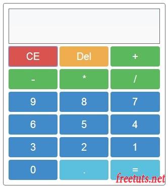 display calculator jquery jpg