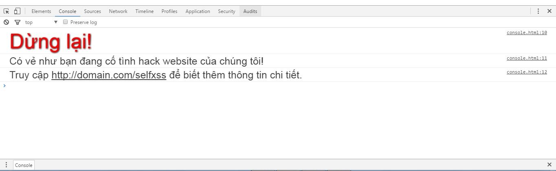 hien thi thong bao len console firebug giong facebook ket qua jpg