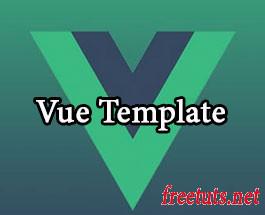 VueJS 2: Template Syntax