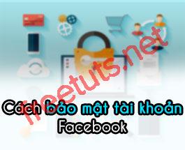 Cách bán hàng trên Facebook - Cách bảo mật Facebook bán hàng