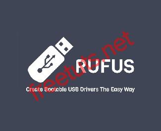 Download Rufus 2.15 - Tạo bộ cài đặt Windows trên USB dễ dàng