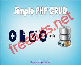 Tìm hiểu về CURD trong PHP thông qua ứng dụng quản lí cầu thủ.