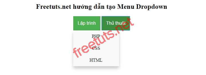 huong dan tao menu dropdown voi html css va javascript 1 jpg